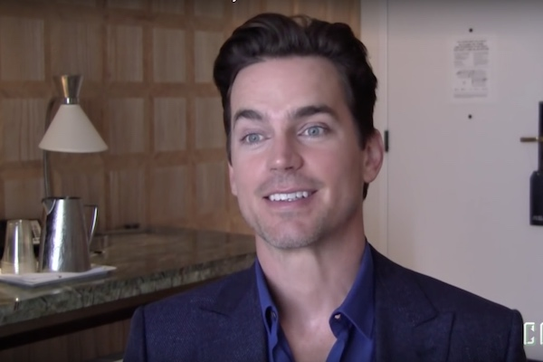 Matt Bomer Gets Candid About Coming Out To His Family Watermark Online