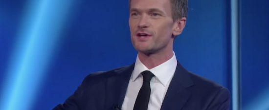 In Tel Aviv, Neil Patrick Harris says he's no gay icon