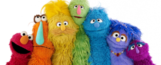 Sesame Street celebrates Pride with rainbow tweet