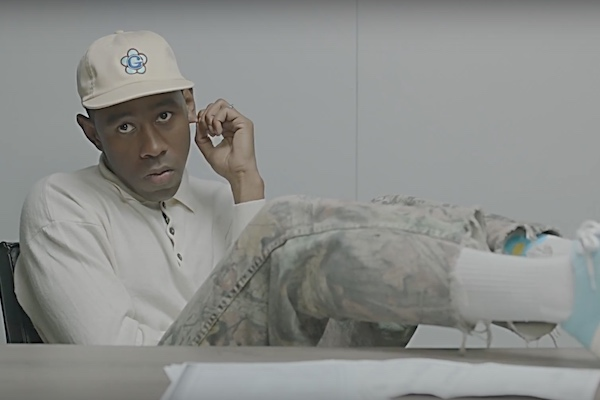 Tyler The Creator May Have Come Out On New Album Watermark Online