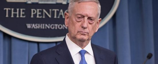 No recommendation from Mattis yet on trans military service