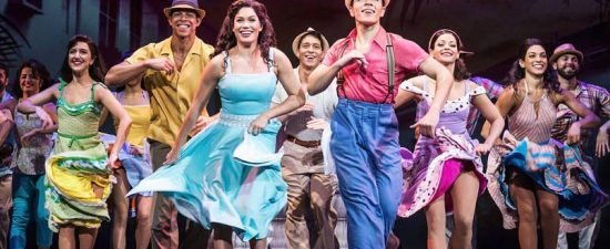 'On Your Feet!' dancer Joseph Rivera talks dance, touring and the Estefans ahead of the show's Florida run