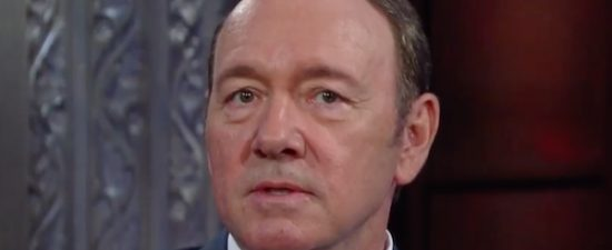 Kevin Spacey's sexual assault case under review by LA prosecutors