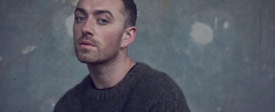 Sam Smith says he's given up alcohol for his mental health