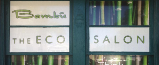 Gay-owned and operated Bambú the Eco Salon goes green(er)