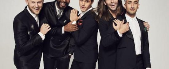 Netflix unveils first look at new 'Queer Eye for the Straight Guy' cast