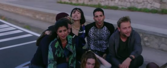 Netflix releases first look at 'Sense8' finale