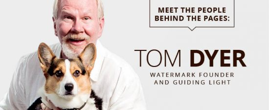 The Last Page with Founder and Guiding Light Tom Dyer