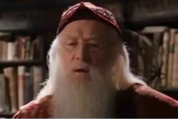 from Johnny albus dumbledor gay