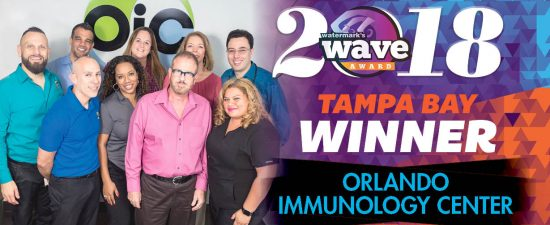 2018 WAVE Awards Spotlight: Orlando Immunology Center