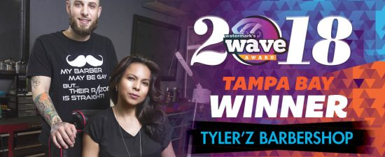 2018 WAVE Awards Spotlight: Tyler'z Barbershop