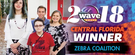 2018 WAVE Awards Spotlight: Zebra Coalition