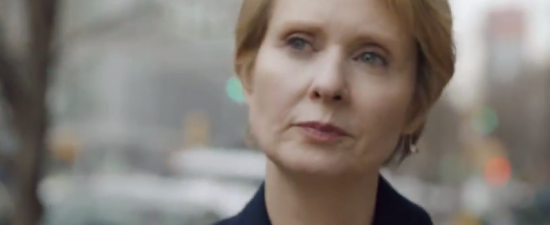'Sex and the City' star Cynthia Nixon announces run for New York governor