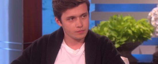 Nick Robinson says his brother came out during filming for 'Love, Simon'