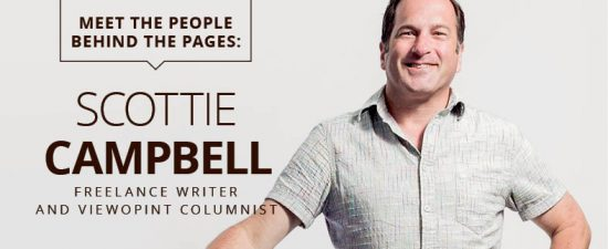 The Last Page with Scottie Campbell