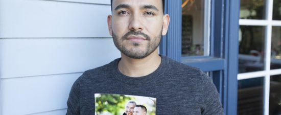 Gay 'Dreamer' stuck in Mexico after green card application denied