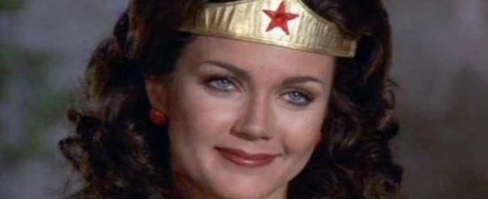 Lynda Carter gets star on Hollywood Walk of Fame