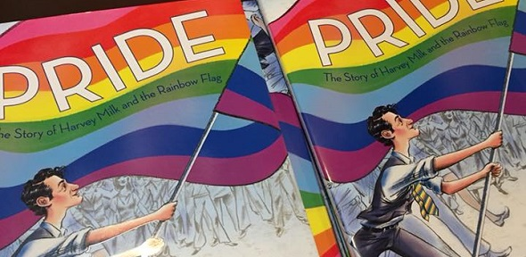 Local author launches historical Pride Flag picture book in St  Petersburg  - Watermark Online