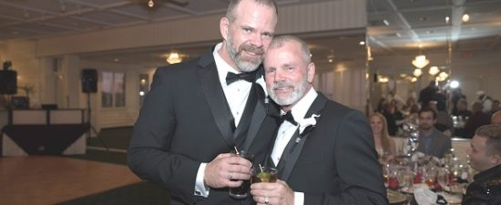 Watermark's Wedding Bells: CJay Tauber & Steven Frost