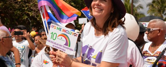 Mariela Castro to push for marriage, LGBTQ rights in Cuba