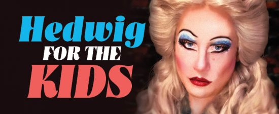 """Hedwig and the Angry Inch"" heads to the Cocoa Village Playhouse to benefit the Zebra Coalition"