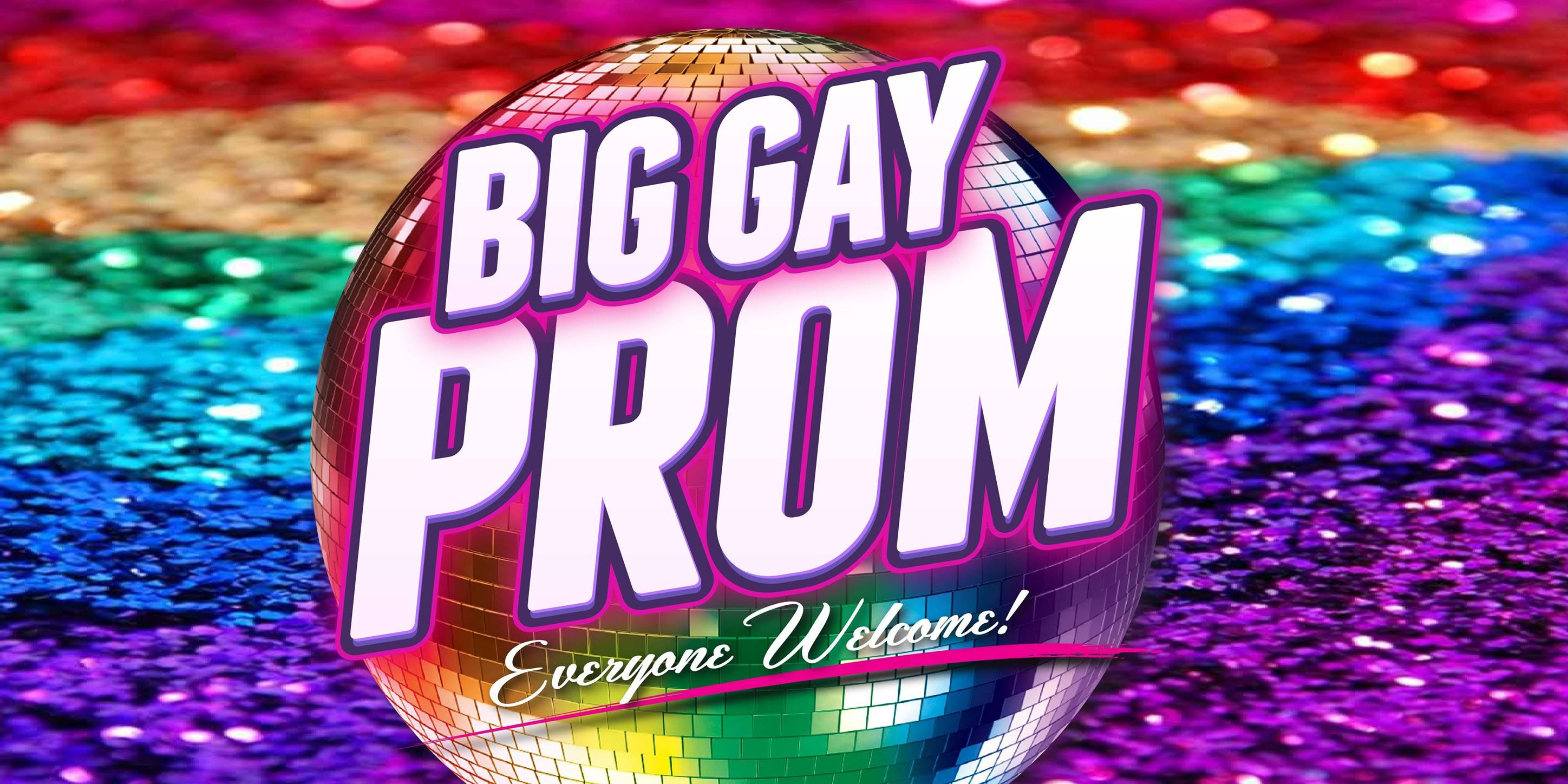 The Big Gay Prom Coming To Parliament House Orlando