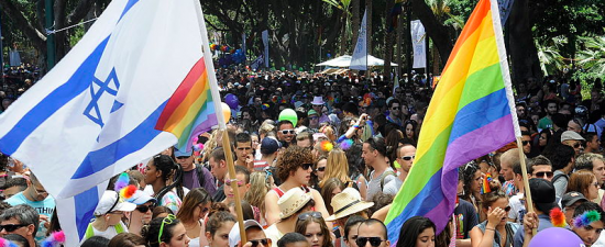 Over 250,000 people celebrate Gay Pride at Tel Aviv parade