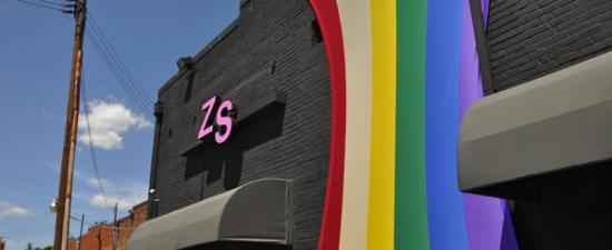 Soccer game street closing blocks access to gay nightclub