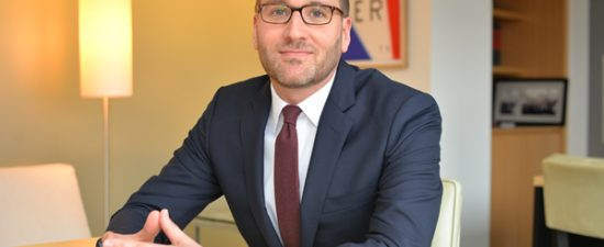 Human Rights Campaign President Chad Griffin stepping down