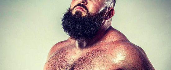 Meet the gay, masc, ass-kicking pro wrestler