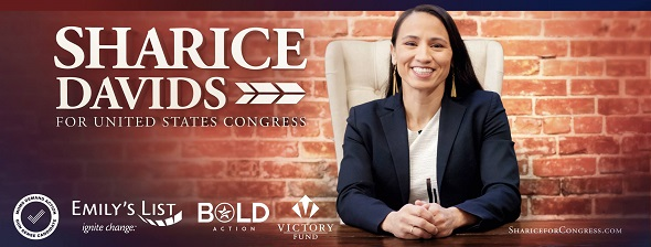 Gay, Native American Democrat busts candidate mold in Kansas