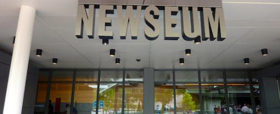 Newseum discontinues 'fake news' T-shirts after media backlash