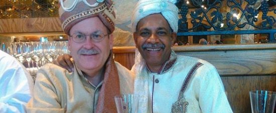 Watermark's Wedding Bells: Shiva and Randy Nataraj-Allen
