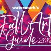 Fall Arts Guide 2018