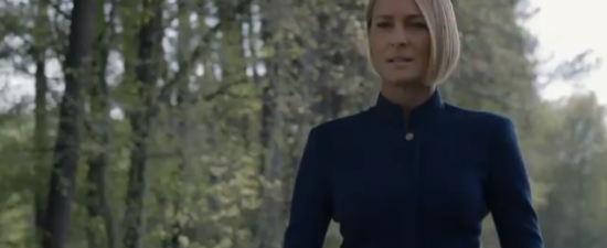 'House of Cards' trailer reveals the fate of Spacey's Frank Underwood