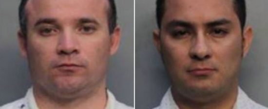 Two catholic priests arrested in Miami for performing sexual act in a car