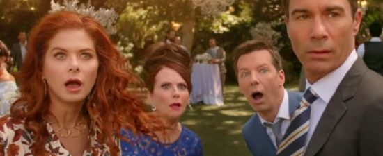 Watch: 'Will & Grace' season two trailer teases possible wedding