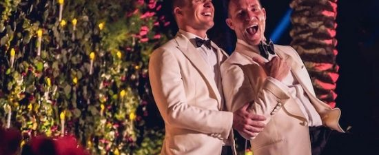 Colton Haynes and Jeff Leatham confirm they're back together