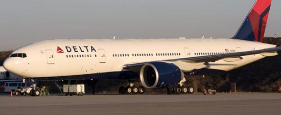 Delta flight attendant suspended for having sex with porn star mid-flight