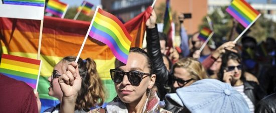 Kosovo holds second gay pride parade without incident