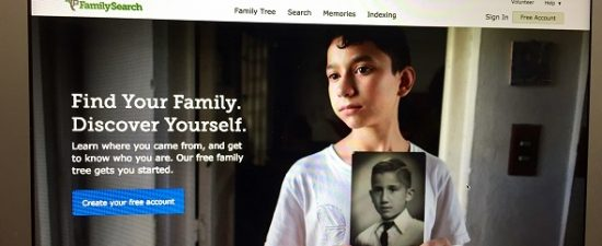 LDS ancestry database to add same-sex families