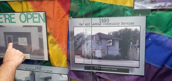 Central florida gay and lesbian center