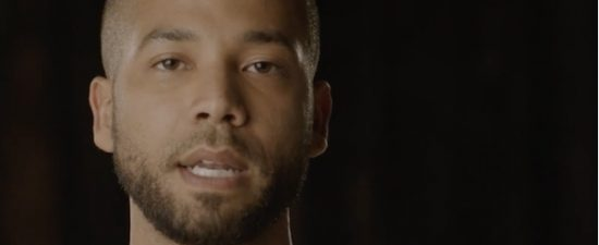 Jussie Smollett didn't want his 'Empire' character to have a white boyfriend