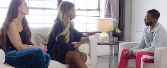 Watch: Laverne Cox surprises trans man who has never met another trans person