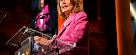 Nancy Pelosi makes surprise appearance at NGLCC National Dinner