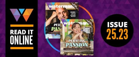 Issue 25.23: Pursuing Passion