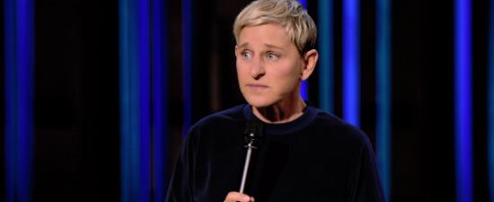 Netflix releases trailer to new Ellen DeGeneres stand-up special