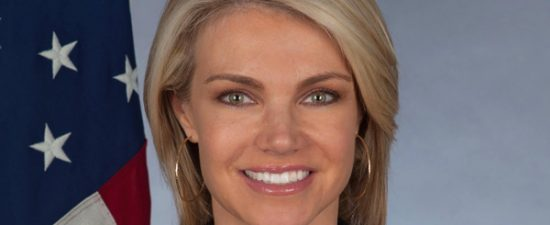 Trump to nominate Heather Nauert as next US ambassador to UN