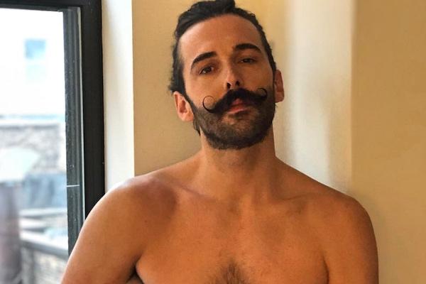 'Queer Eye's Jonathan Van Ness announces split from boyfriend Wilco Froneman - Watermark Online
