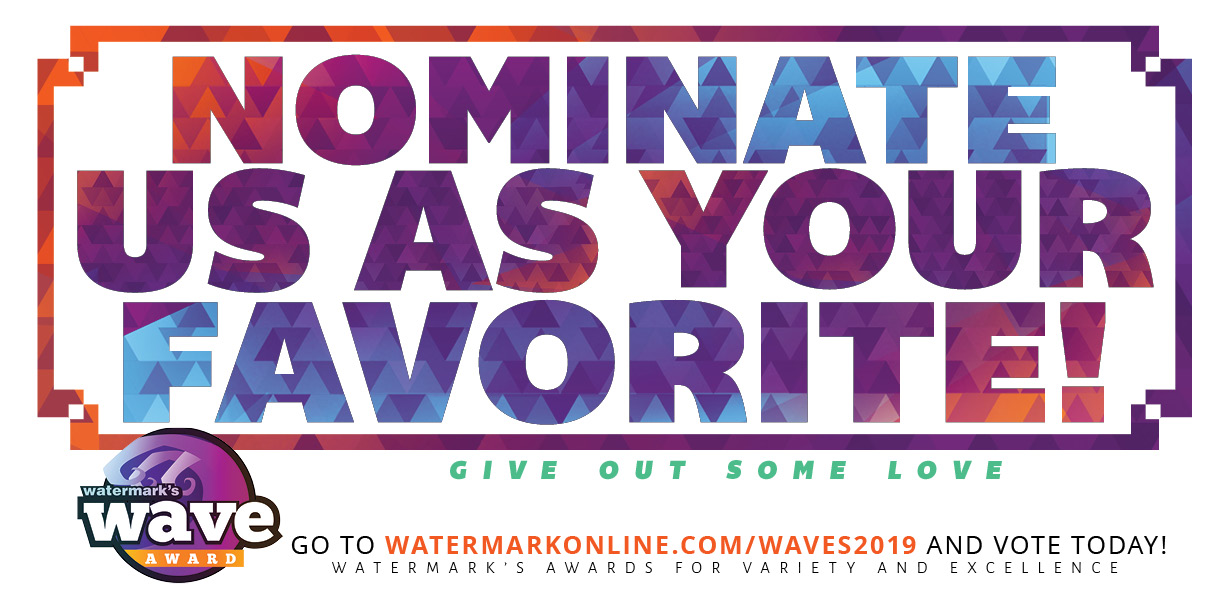 Watermark S Waves 2019 Let Your Fans Know To Vote For